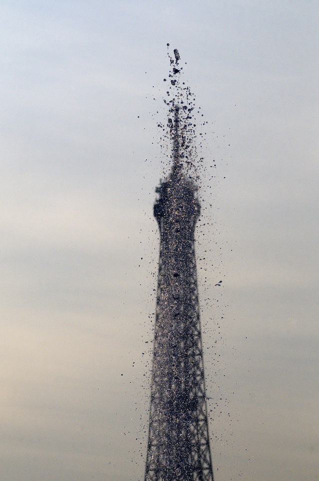 Eiffel Champagne