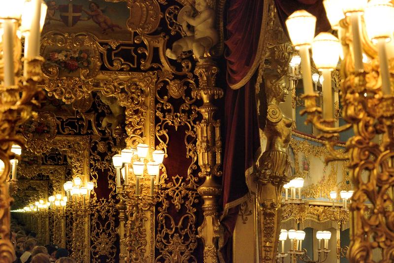 Royal Box at La Fenice