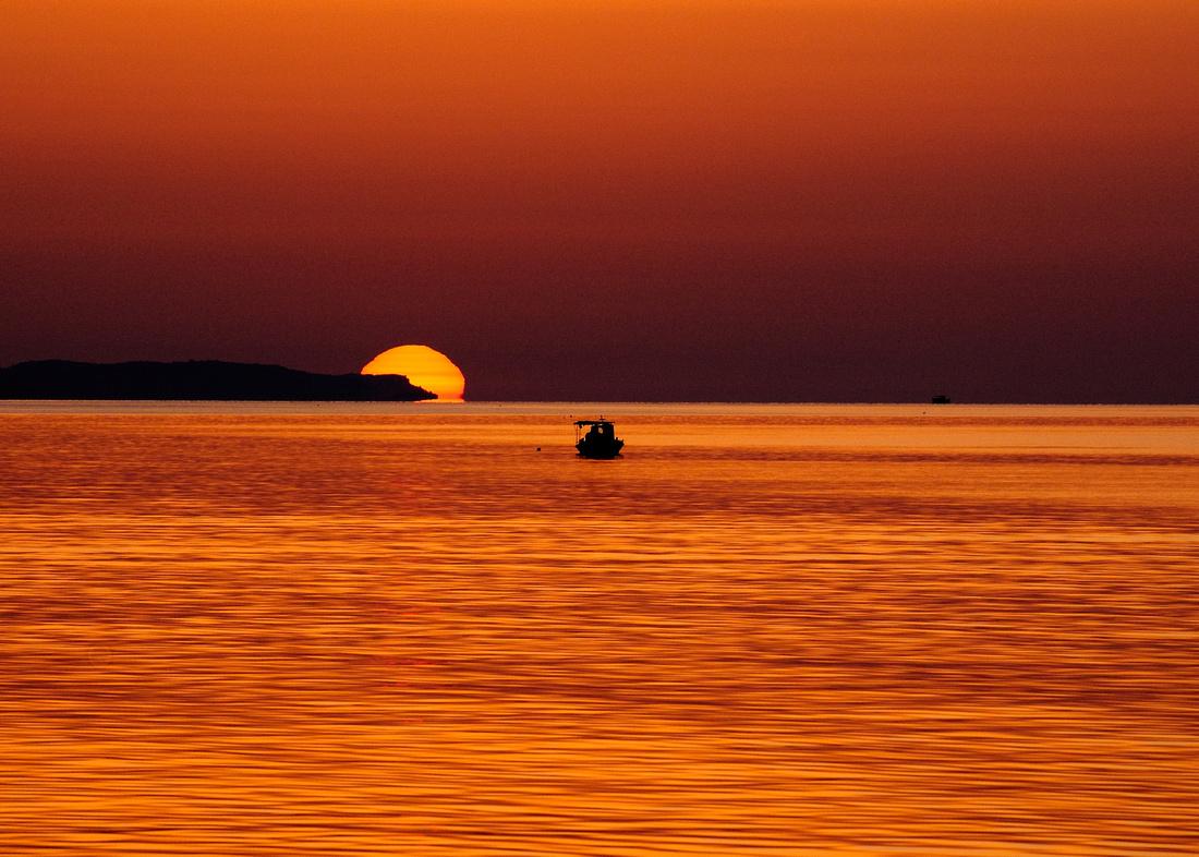 Cyclades Dawn