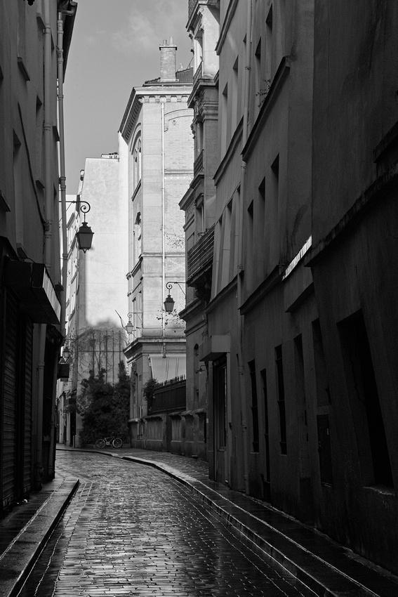 Rue des Vertus 1917
